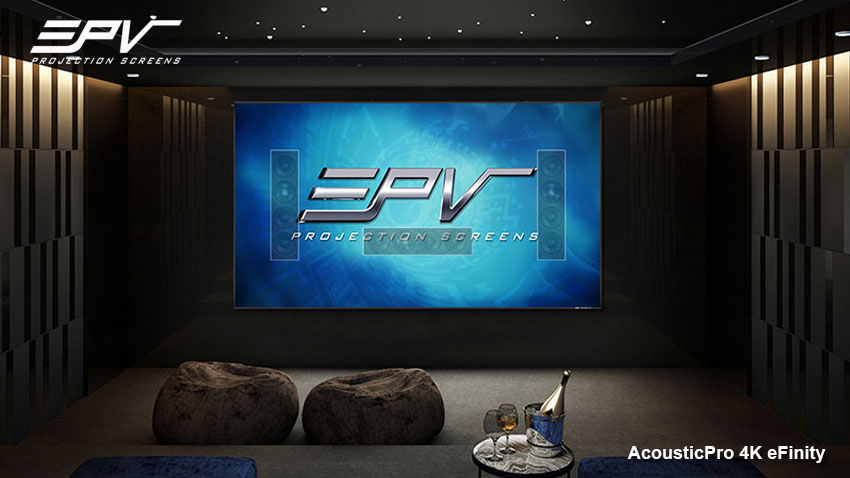 AcousticPro A4K eFinity